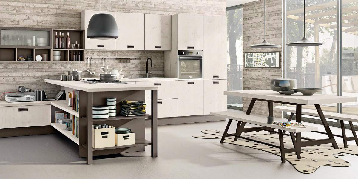 Creo Kitchens Rivalta – Official Store Cucine CREO Kitchens ...